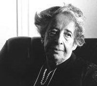 Hannah Arendt Philosopher and political theorist