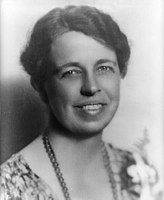 Eleanor Roosevelt First Lady of the United States