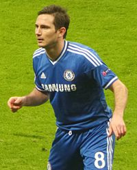 Frank Lampard is Chelsea's all-time top goalscorer