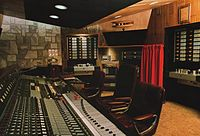 """Mountain Studios in Montreux, Switzerland, Queen's recording studio from 1978 to 1995. Mercury recorded his final vocals here in May 1991. In December 2013, the studio was opened free as the """"Queen Studio Experience"""", with fans asked for a donation to the Mercury Phoenix Trust charity."""