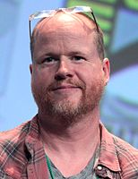 Joss Whedon, writer and director of The Avengers and Avengers: Age of Ultron