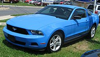 Ford Mustang (fifth generation)