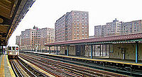 Marble Hill–225th Street subway station