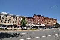 West End Commercial District (Winsted, Connecticut)