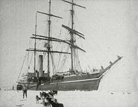 Terra Nova bore Robert Falcon Scott and his team on their ill-fated expedition to the South Pole.