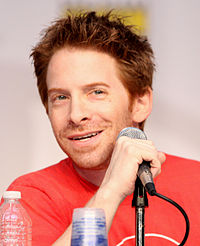 Seth Green at the 2010 San Diego Comic-Con International for Family Guy