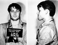 Morrison, age 19, was arrested in Tallahassee for drunken behavior at a football game