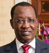 Despite internal political opposition, coup attempts, and a civil war, Idriss Déby has continuously ruled Chad since 1990.