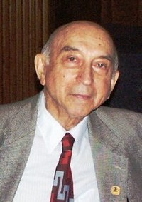 Lotfi A. Zadeh, artificial intelligence researcher, founder of fuzzy mathematics, fuzzy set theory, and fuzzy logic