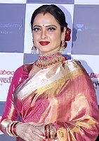List of awards and nominations received by Rekha