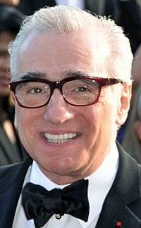 Scorsese at Cannes in 2010