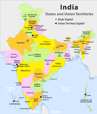 Tourism in India by state