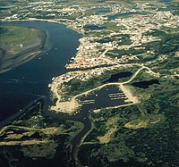 Bethel, the largest city in the Unorganized Borough and in rural Alaska