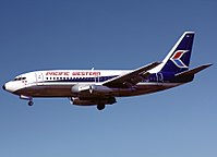 Pacific Western Airlines Flight 314