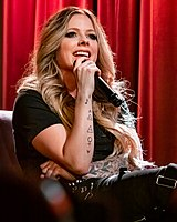 List of awards and nominations received by Avril Lavigne