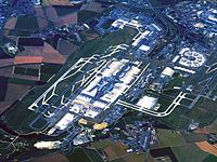 In 2020 Paris–Charles de Gaulle Airport was the busiest airport in Europe and the eighth-busiest airport in the world.