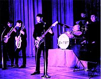 The D-Men (later The Fifth Estate) in 1964
