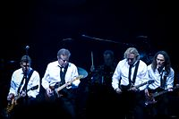 The Eagles during their 2008–2009 Long Road out of Eden Tour