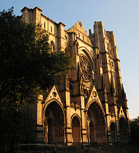 Cathedral of Saint John the Divine, United States (1892–present)