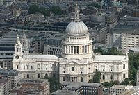 St Paul's Cathedral, United Kingdom (1677-1708)