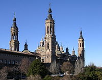 Basilica-Cathedral of Our Lady of the Pillar, Spain (1681–1872)
