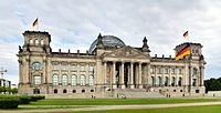 Parliament building, Germany (1884–94)