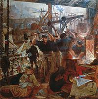 The Industrial Revolution, which began in Great Britain in 1760s and was preceded by the Agricultural and Scientific revolutions in the 1600s, forever modified the economy worldwide.