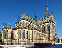 New Cathedral, Austria (1862-1924)