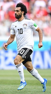 An inverted winger, Mohamed Salah plays on the right wing, a position which allows him to cut inside to his stronger left foot