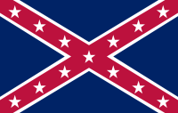 Flag of the Freedom Party.