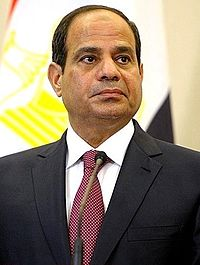 Abdel Fattah el-Sisi is the current President of Egypt.