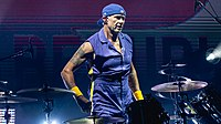 Chad Smith has been the drummer since 1988.