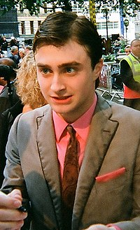 Radcliffe at the July 2009 premiere of Harry Potter and the Half-Blood Prince