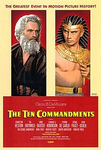 The Ten Commandments (1956 film)