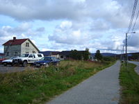 Nuorgam, a village in the Utsjoki municipality, is the northernmost point of the European Union