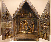 Tabernacle of Cherves, c. 1220–1230