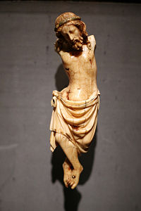 The Crucified Christ, c. 1300, Northern Europe