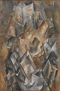 Georges Braque, Still Life with Mandola and Metronome, late 1909