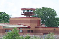 The Columbia Correctional Institution. Dahmer was imprisoned at this facility until his death in 1994.