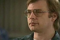 Jeffrey Dahmer in February 1994, being interviewed by Stone Phillips of Dateline NBC