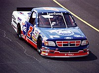 Bliss racing for Ultra Motorsports in 1996