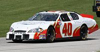 2010 Nationwide car