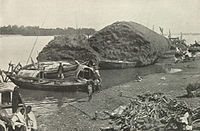 The Hooghly River from the Harvest Fields of Bengal, c. 1905