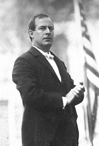 William Jennings Bryan at age 36 was the youngest candidate, October 1896