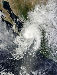List of Category 1 Pacific hurricanes