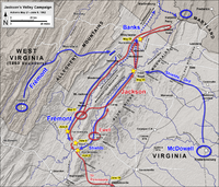 Valley Campaign: Front Royal to Port Republic