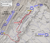 Valley Campaign: Kernstown to McDowell