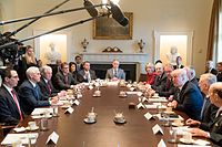 Cabinet meeting, March 2017