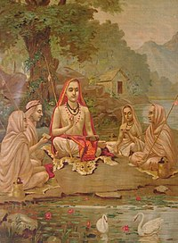 Adi Shankara is one of the most frequently studied Hindu philosophers.