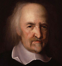Thomas Hobbes, best known for his Leviathan, which expounded an influential formulation of social contract theory.